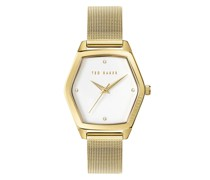 Uhr EXTER Yellow-Gold Tone