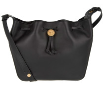 Clessidra Bucket Bag Black Beuteltasche