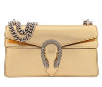 Umhängetasche Dionysus Small Shoulder Bag Leather Gold/Black