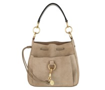 Hobo Bag Tony Medium Shoulder Motty Grey