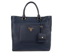 Shopping Bag Vitello Daino Baltico
