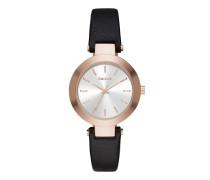 Armbanduhr - Stanhope Watch Leather Black