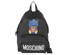Transformers Ready To Bear Backpack Black Rucksack