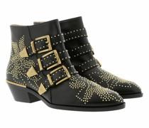 Boots & Stiefeletten Susanna Leather Studs