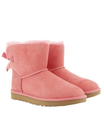 Boots W Mini Bailey Bow II Lantana rosa