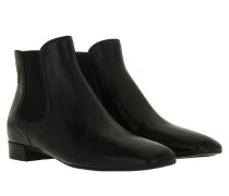 Chelsea Boot Smooth Black Schuhe