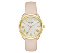 Ladies Crosstown Watch Nude Armbanduhr