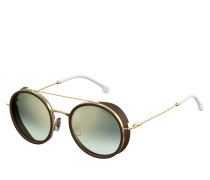 Sonnenbrille CARRERA 167/S Gold White