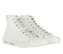 Sneakers Malibu Mid Top Smooth Leather