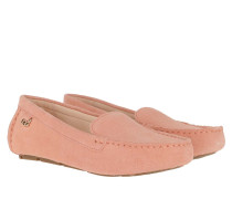 Schuhe Flores Loafer Beverly Pink