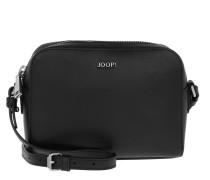 Cloe Pure Shoulder Bag Small Black Umhängetasche