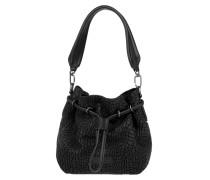 Yaizu Bucket Bag Dry Earth Ninja Black