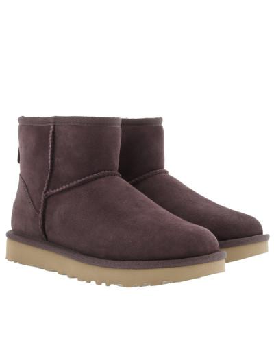 Boots W Classic Mini II Port lila
