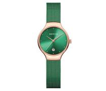 Uhr Watch Classic Women Grün