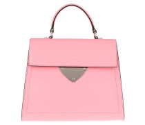 Design Handle Bag Sorbet Satchel pink