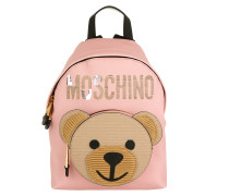 Ready To Bear Backpack Pink Rucksack