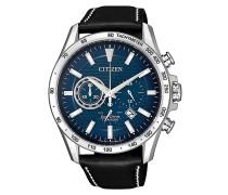 Uhr Titanium Wristwatch Black