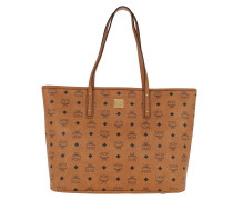 Anya Top Zip Shopper Medium Tote