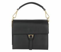 Shopper Handbag Double Grainy Leather
