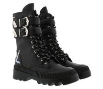 Boots Trekka II Hi Cuff Buckle Boot Black