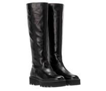 Boots & Stiefeletten Fara Zip Leather