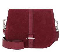Umhängetasche Suede Crossbody Bag Ruby