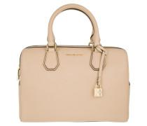 Tasche - Mercer MD Duffle Bag Leather Oyster - in beige - Henkeltasche für Damen