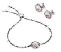 Ohrringe Jewelry Set EGS2652040 Bracelet/Earrings Silver