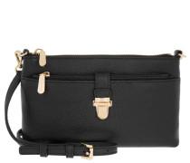 Mercer MD Snap Pocket Umhängetasche Bag Black