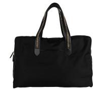 Falabella Go Travel Bag Eco Nylon Black Reisetasche
