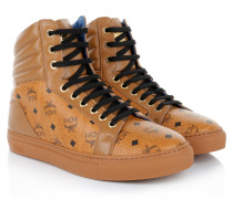 Men Carryover Hightop Sneaker Cognac