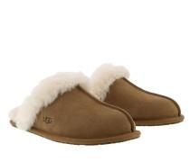 Schuhe Women Scuffette Ii Slipper Chestnut