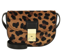Gürteltasche Pashli Mini Saddle Belt Bag Leopard