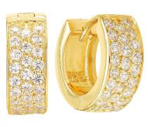 Ohrringe Empoli Earrings Yellow Gold