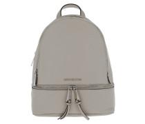 Rucksack Rhea Zip MD Backpack Pearl Grey