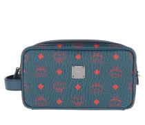 Necessaire Vis Original Wash Bag Deep Blu Sea