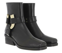 Boots & Stiefeletten Heeled Boot Leather