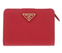 Portemonnaie Fold Wallet Leather Fuoco