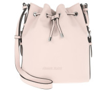 Austria Secchiello Bucket Bag New Light Pink
