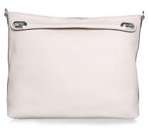 Tasche - Adria Calf Leather Hobo Beige