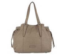 Izumi Multi-Pocket Shopper Tosa Inu Brown