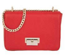 Lucy Mini Shoulder Bag Scarlet Red Umhängetasche rot