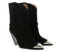 Boots & Stiefeletten Iconic Ankle Leather