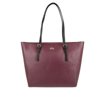 Tasche - Estrella Shopping Bag Burgundy