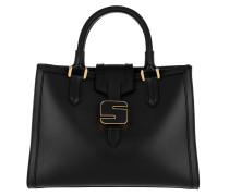 Patrizia Small Tote Bag New Black