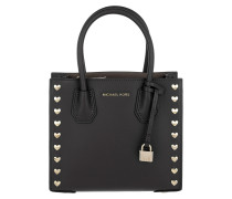 Mercer MD Messenger Black Tote