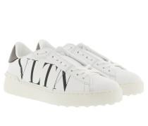 Sneakers VLTN Bicolor Sneaker White