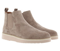 King Crosta Plateau Boots Grey Rose Schuhe