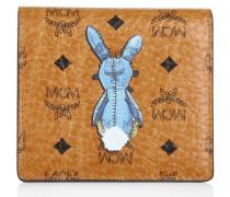 Rabbit Card Wallet Cognac