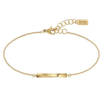 Armband Signature Bracelet Yellow Gold